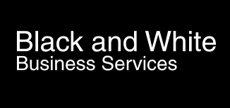 IT Support for Zug and Zurich - Black and White